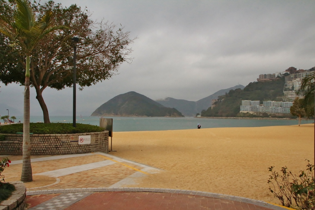 Repulse Bay beach with beautiful sand