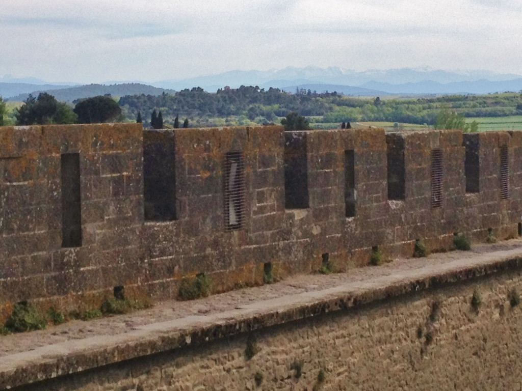 What's beyond the walls of Carcassonne?